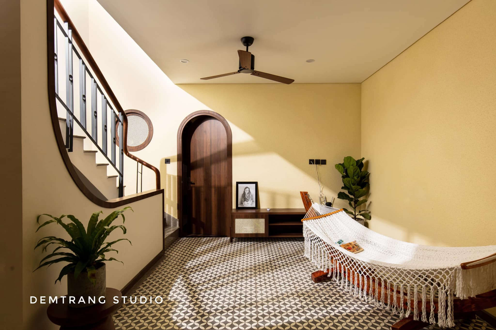Thiết kế kiến trúc – nội thất dự án biệt thự Thăng Long 02