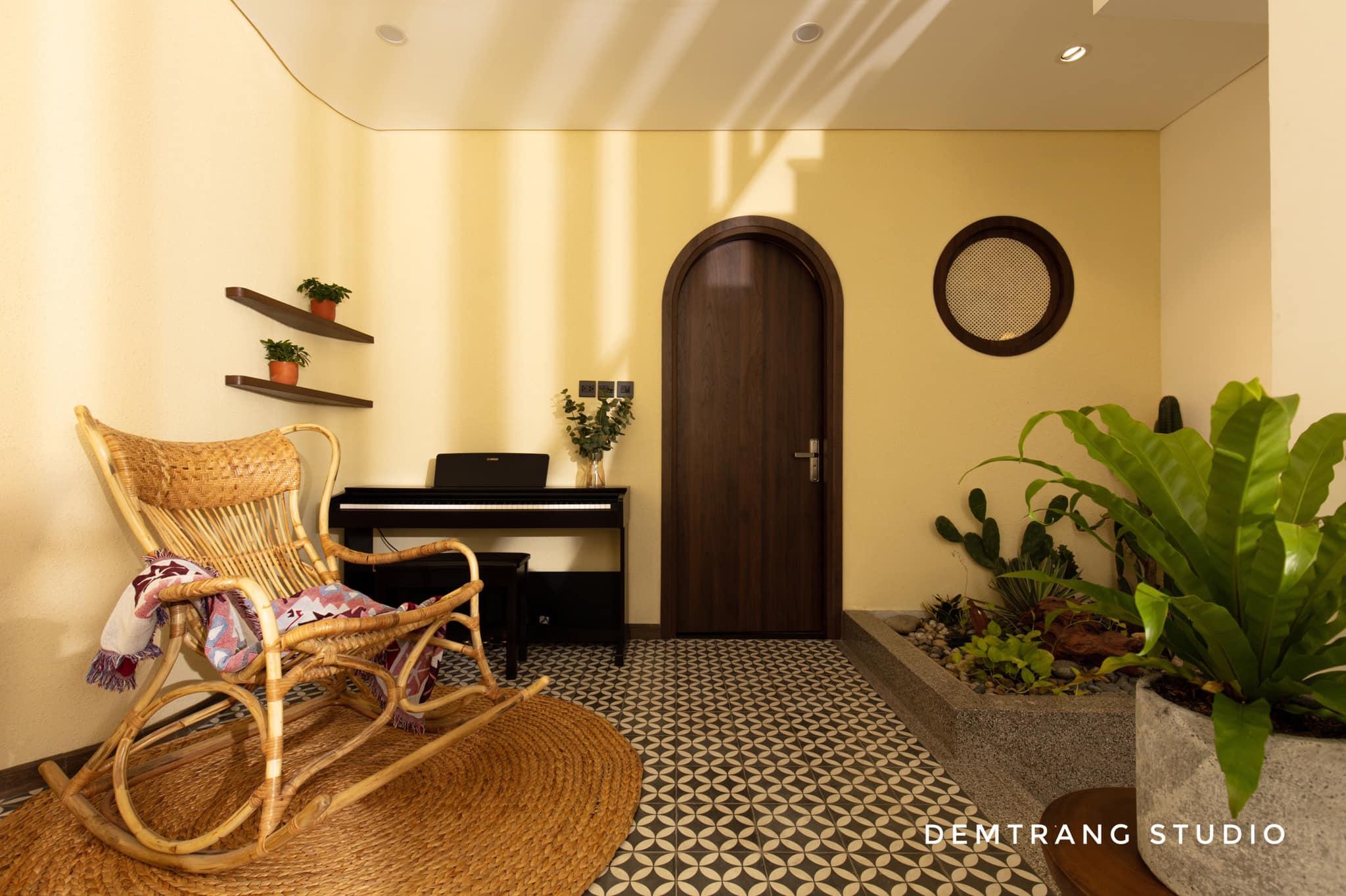 Thiết kế kiến trúc – nội thất dự án biệt thự Thăng Long 03