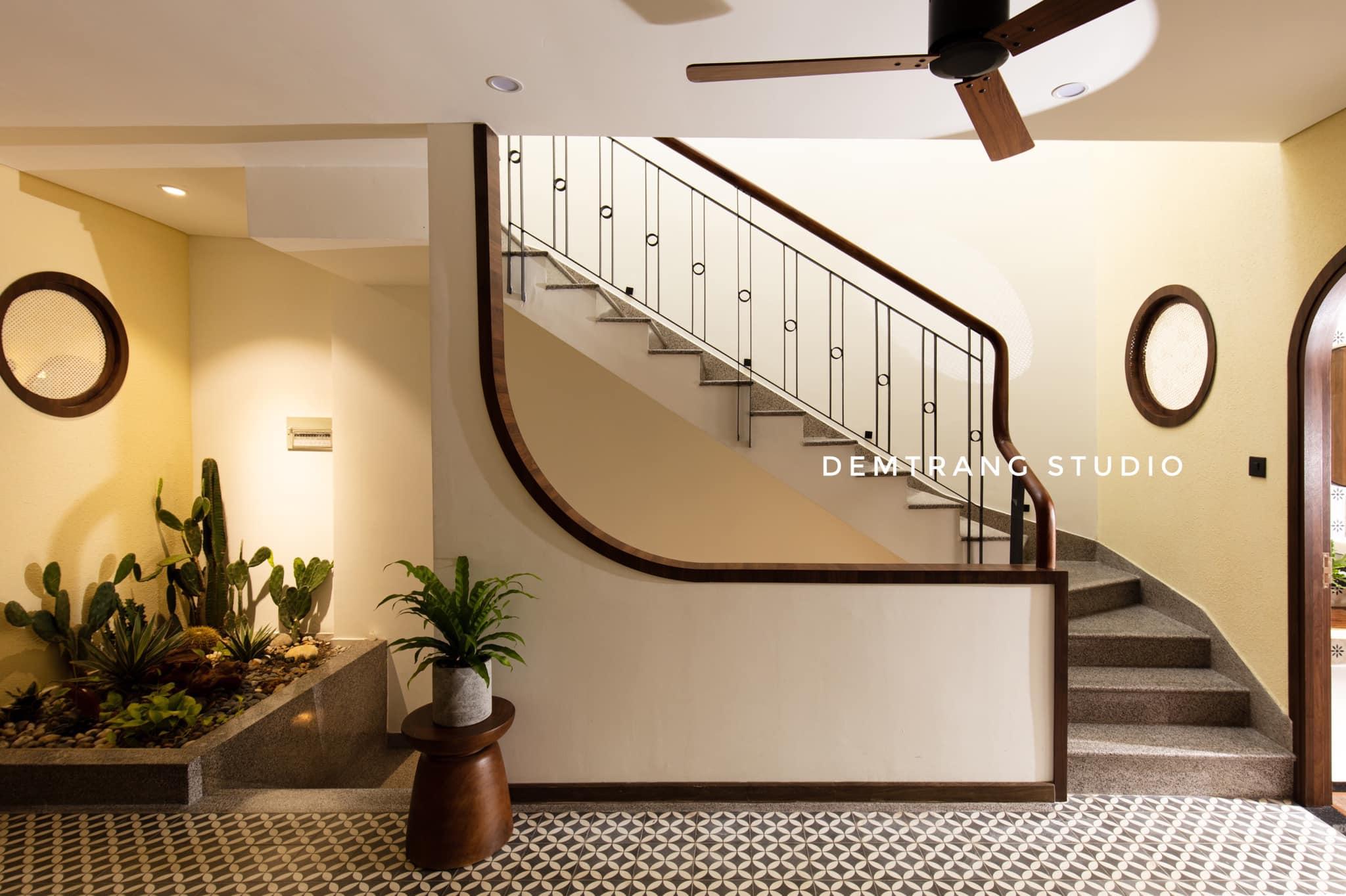 Thiết kế kiến trúc – nội thất dự án biệt thự Thăng Long 05