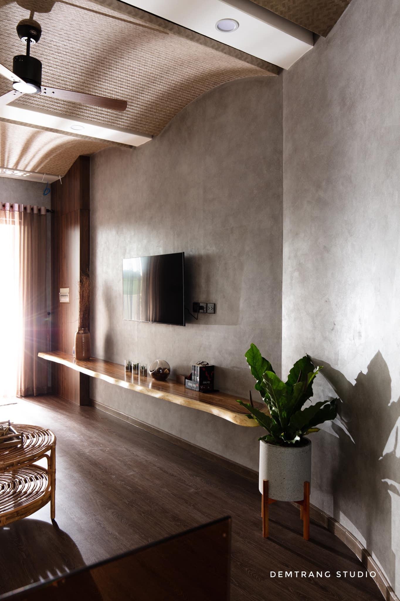 Thiết kế kiến trúc – nội thất dự án biệt thự Thăng Long 08