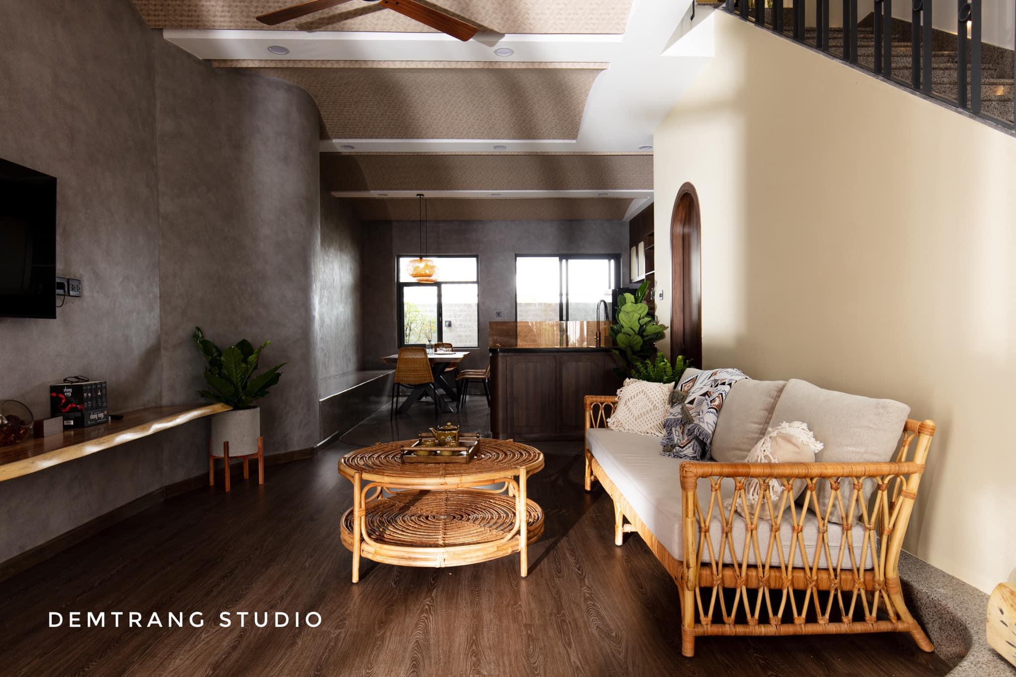 Thiết kế kiến trúc – nội thất dự án biệt thự Thăng Long 09