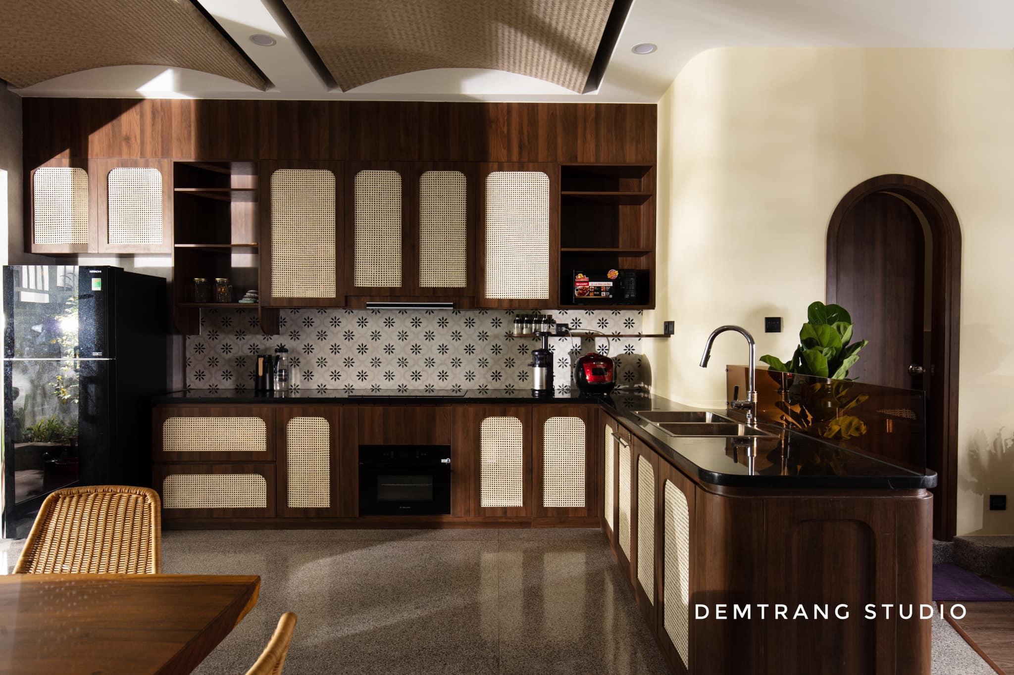 Thiết kế kiến trúc – nội thất dự án biệt thự Thăng Long 10