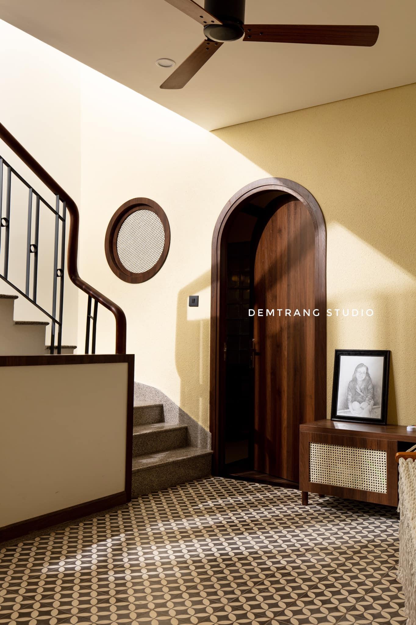 Thiết kế kiến trúc – nội thất dự án biệt thự Thăng Long 11