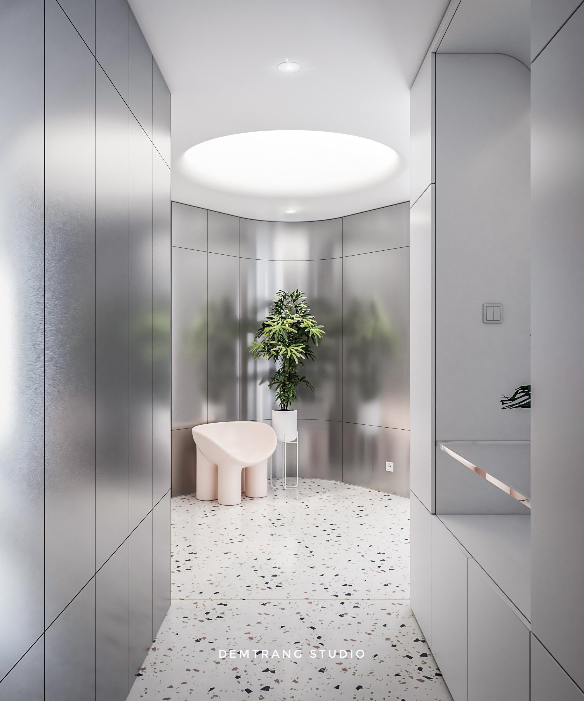 Thiết kế nội thất căn hộ Sun Avenue 10